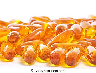 Omega 3 - Fish oil capsules