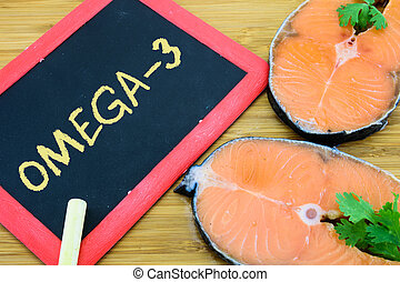 Omega-3 or DHA in Marine fish - omega-3 or DHA is a fatty ...