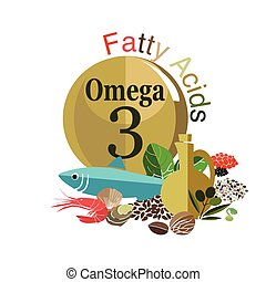 Omega 3 - Products with the maximum content of Omega 3....