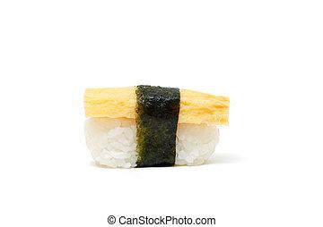 Omelette nigiri