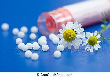 omeopatico, medicazione