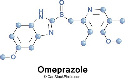 Omeprazole is a medication used in the treatment of gastroesophageal reflux disease, peptic ulcer disease, and Zollinger Ellison syndrome
