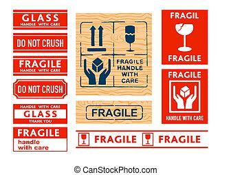 omgås, stickers, omsorg