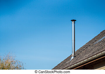 Inox Chimney tube