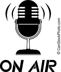 On air - Creative design of on air