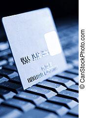 on-line einkaufen