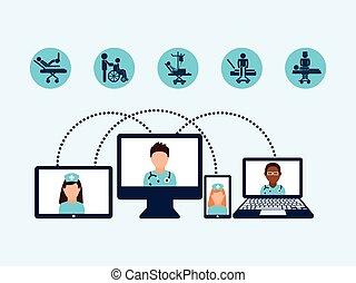 on-line medizin