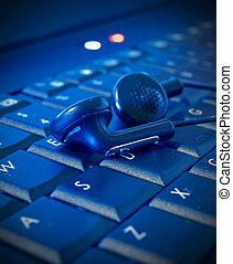 on line music