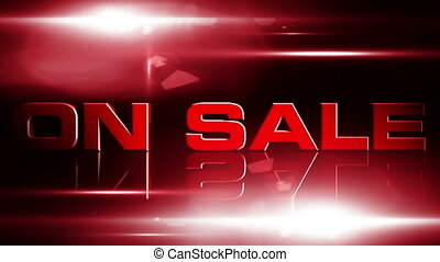 On Sale 02 - ON SALE discount animation
