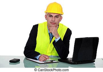 on-site, 仕事, エンジニア