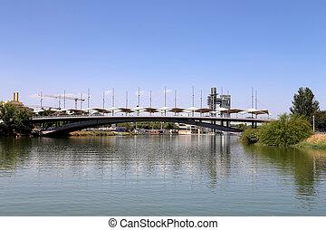 On the Guadalquivir River
