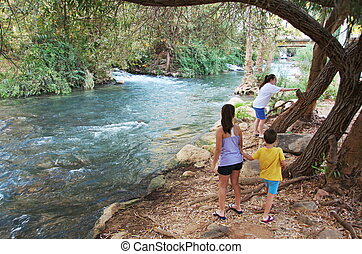 On the Jordan River