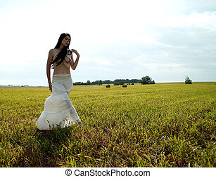 On the meadow