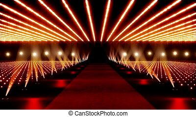On The Red Carpet v2 02 - Red Carpet festival scene...