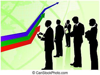 On the stock market