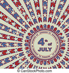 onafhankelijkheid dag, achtergrond