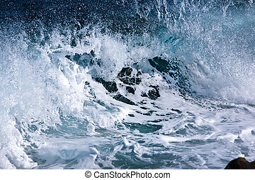 onda oceano