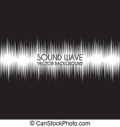 onda sonora, desenho