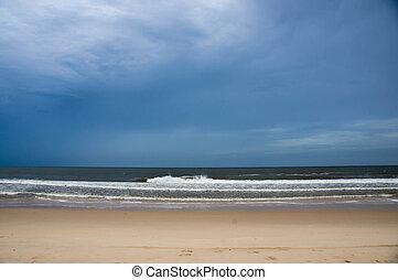 ondas, costa