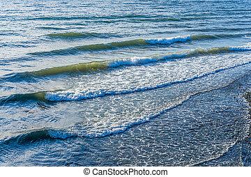 ondas, des moines