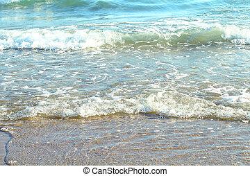 ondas oceano