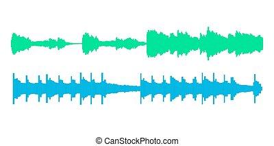 ondas, terremoto, seismogram, seismometer, sísmico, diagram., sonido, richter, actividad, gráfico, o, vibración