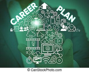 onde, seu, carreira, ongoing, processo, desgaste, formal, mostrando, explorar, foto, plan., terno negócio, macho, nota, apresentação, device., tu, esperto, trabalho, apresentando, showcasing, capacidades, escrita, interesses
