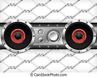 ondergronds, audio, dek