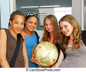onderricht girls