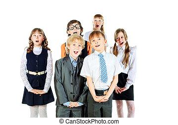 onderricht koor