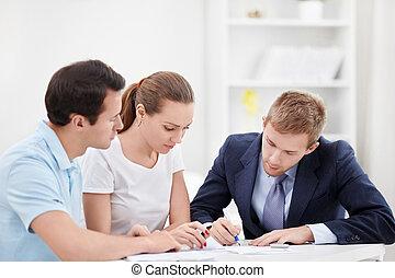 ondertekening, documenten