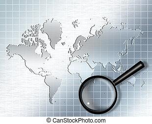 onderzoeken, globaal, abstract