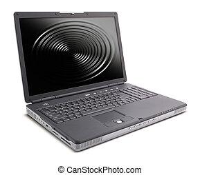 ondulation, ordinateur portable