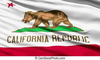 onduler, état, california signalent, nous