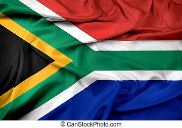 onduler, africa sud signalent