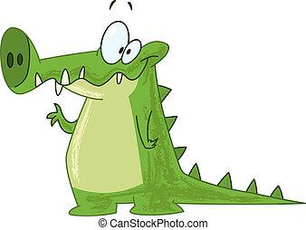 onduler, crocodile