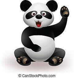 onduler, rigolote, panda, main