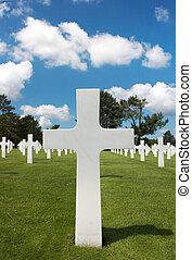 One cross