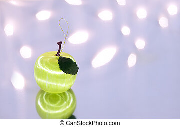 One decorative Christmas ball