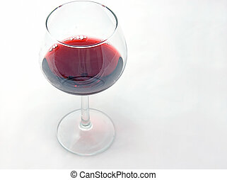 One Glass of Red Wine