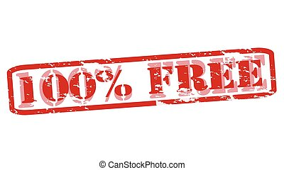 One hundred percent free