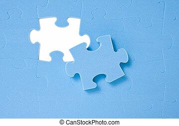 One last puzzle piece