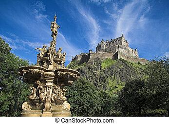 Edinburgh Castle - One of Scotland\\\'s most recognisable...