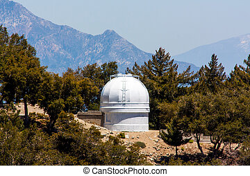 One of the Many Telescopes at Mount Wilson Observatory