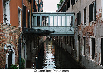 one of the Venezia water channel