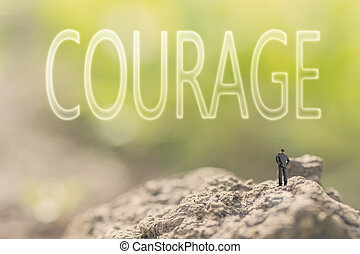 concept of courage