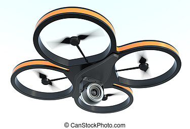 Drone Clip Art And Stock Illustrations 8789 EPS