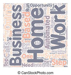 One Step System A perfect home business online opportunity ...