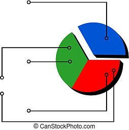 One Third - An illustration shows a part is divided into...