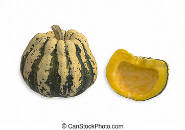 Sweet Dumpling Squash - One Whole Small Sweet Dumpling...